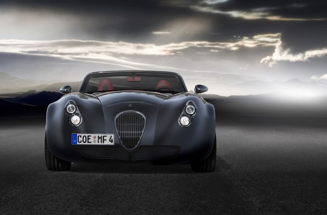 Wiesmann Mf4 Und S Roadster Elabia De Gt And - Medium