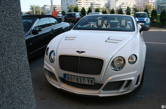 Bentley Le Mansory Gtc Ii 2012 30 November 2014 Autogespot Continental - Medium