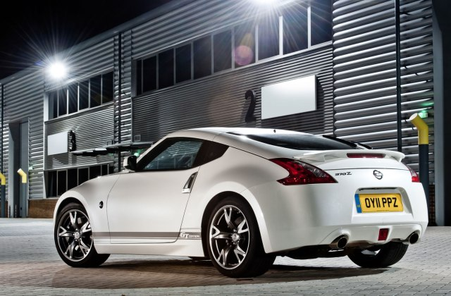nissan celebrates 40 years of z cars in europe with 370z gt 2010 40th anniversary edition - medium