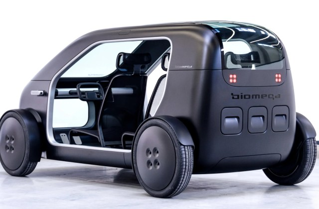 Sin Is A Biomega Electric Car That Low Cost And Weight Concept Vehicle - Medium