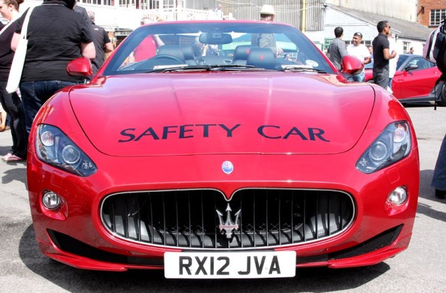 Brooklands Supercar Sunday 2012 Maserati Grancabrio Spor Sport - Medium