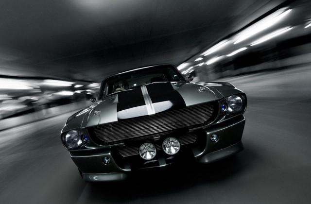 Wallpapers for 67 mustang iphone wallpaper ford gt black - medium