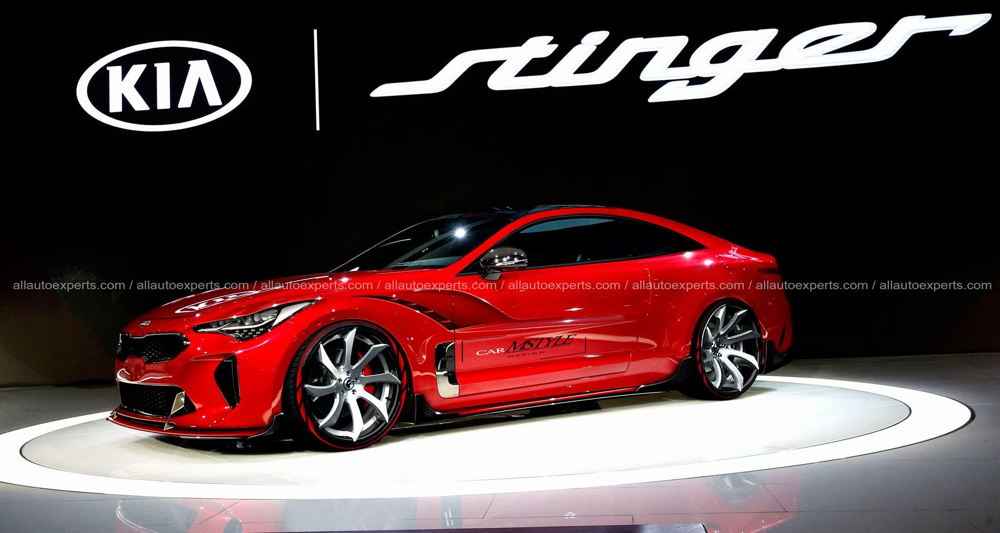 Kia Stinger Gt Coupe All Wheel Drive And Turbo Aspirated What Cars Have - Medium