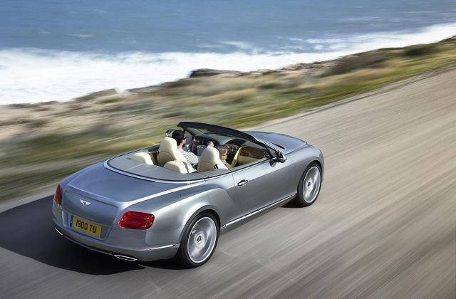 2012 Bentley Continental Gtc Wallpapers By Cars Net Mansory Le Ii - Medium