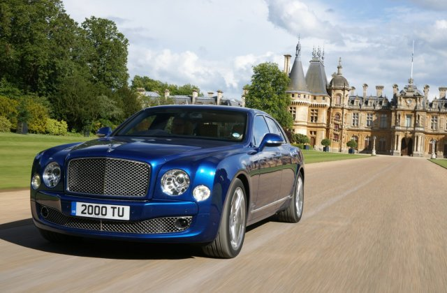 2014 Bentley Mulsanne Review Ratings Specs Prices And Mulliner Wallpaper - Medium