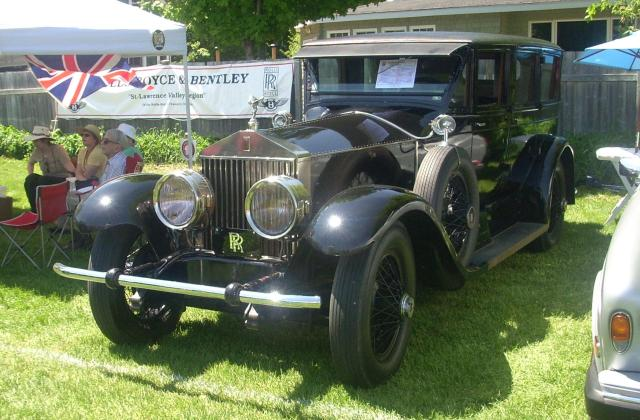 1925 rolls royce phantom pics - medium