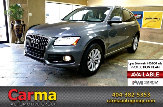 Used 2014 Audi Q5 Premium Plus For Sale In Duluth Ga 30096 Hybrid 2 0 Emissions - Medium