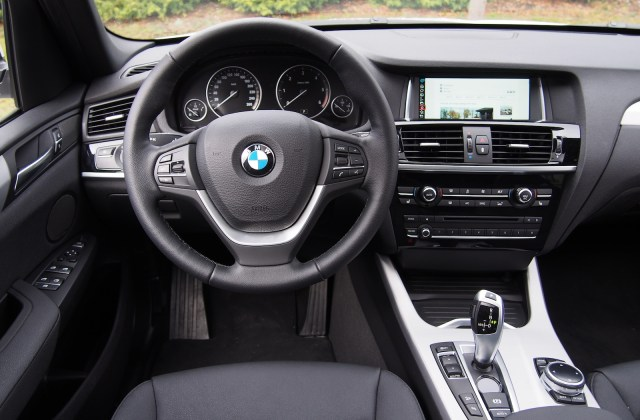 Review 2015 Bmw X3 Xdrive28d Canadian Auto Interior Photo - Medium