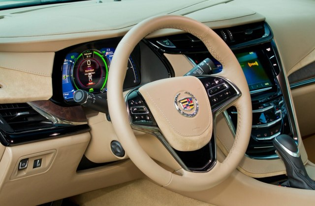 2014 Cadillac Elr First Test Motor Trend Buy - Medium