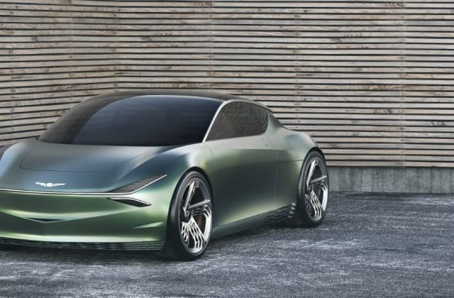 Genesis Reveals Mint A Luxury Electric City Car Concept Vehicle - Medium
