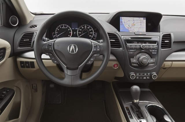 2014 Acura Rdx Reviews Research Prices Specs Motortrend - Medium