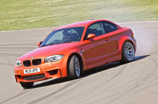 Video Find 2011 Bmw 1 Series M Coupe Put Through Its Paces - Medium