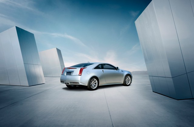 2011 Cadillac Cts Coupe Wallpapers Hd 75108 Wallpaper - Medium