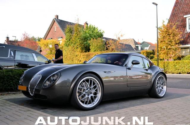 Schitterende Wiesmann Gt Mf4 Foto S Autojunk Nl 87249 And - Medium