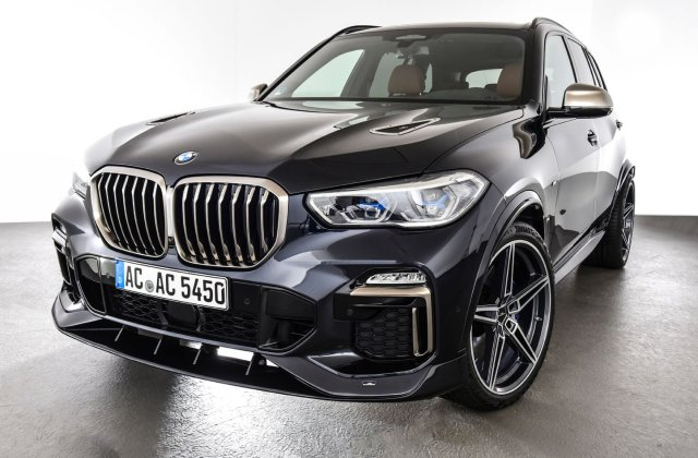 Ac Schnitzer Kit Bmw X5 Called The Boss 2017 - Medium