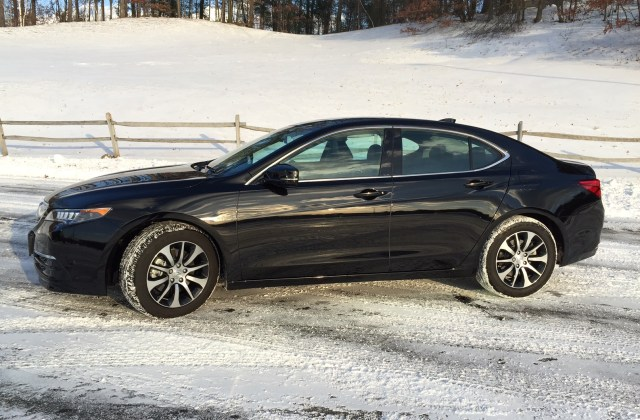 Review 2015 Acura Tlx Is A Little Taste Of Luxury 4 Cylinder - Medium