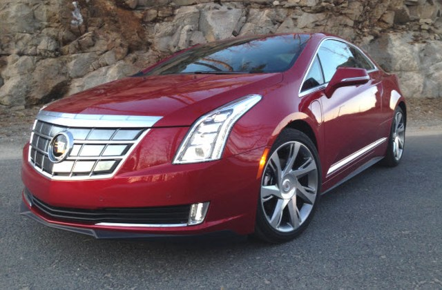 2014 Cadillac Elr Review The Perfect 33 Mile Car Buy - Medium