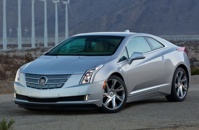 2014 Cadillac Elr First Drive Review Car And Driver - Medium