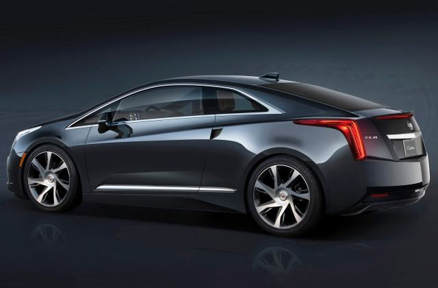 Used 2014 Cadillac Elr For Sale Pricing Features Edmunds Heated Steering Wheel - Medium