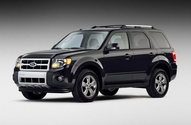 2009 Ford Escape Hybrid Review Top Speed Photo - Medium