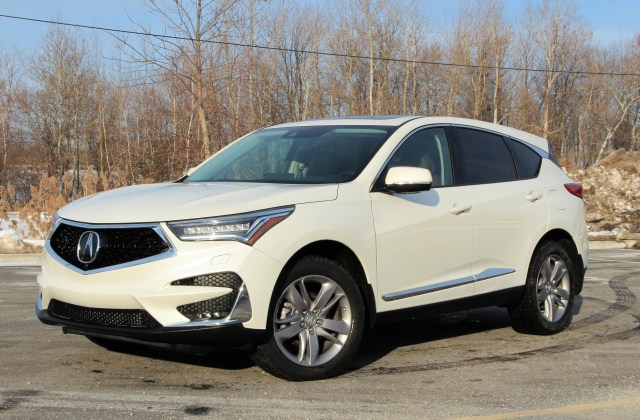 2019 Acura Rdx Just In Time The Car Guide Pre Owned - Medium