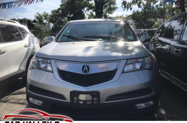 New 2020 Acura Rdx Sh Awd With Technology Package Navigation White - Medium