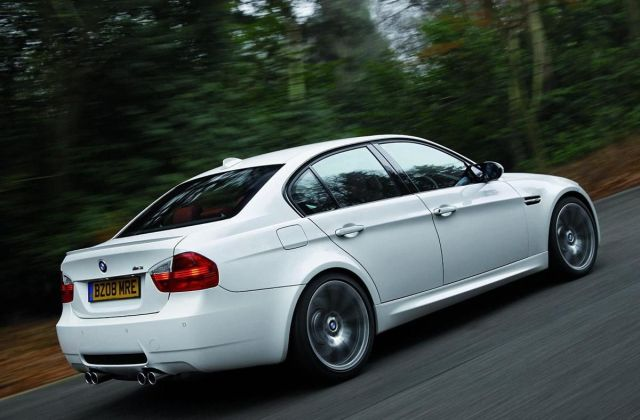 Bmw M3 Saloon 2007 2011 Review Auto Trader Uk Coupe Autotrader - Medium