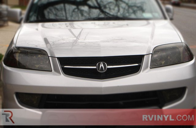 Rtint Acura Mdx 2001 2003 Headlight Tint Headlights - Medium