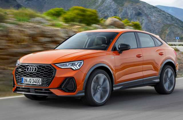 2020 Audi Q3 Sportback Debuts With Sloped Roof Sportier Look Q5 Hybrid 2 0 Premium Emissions - Medium