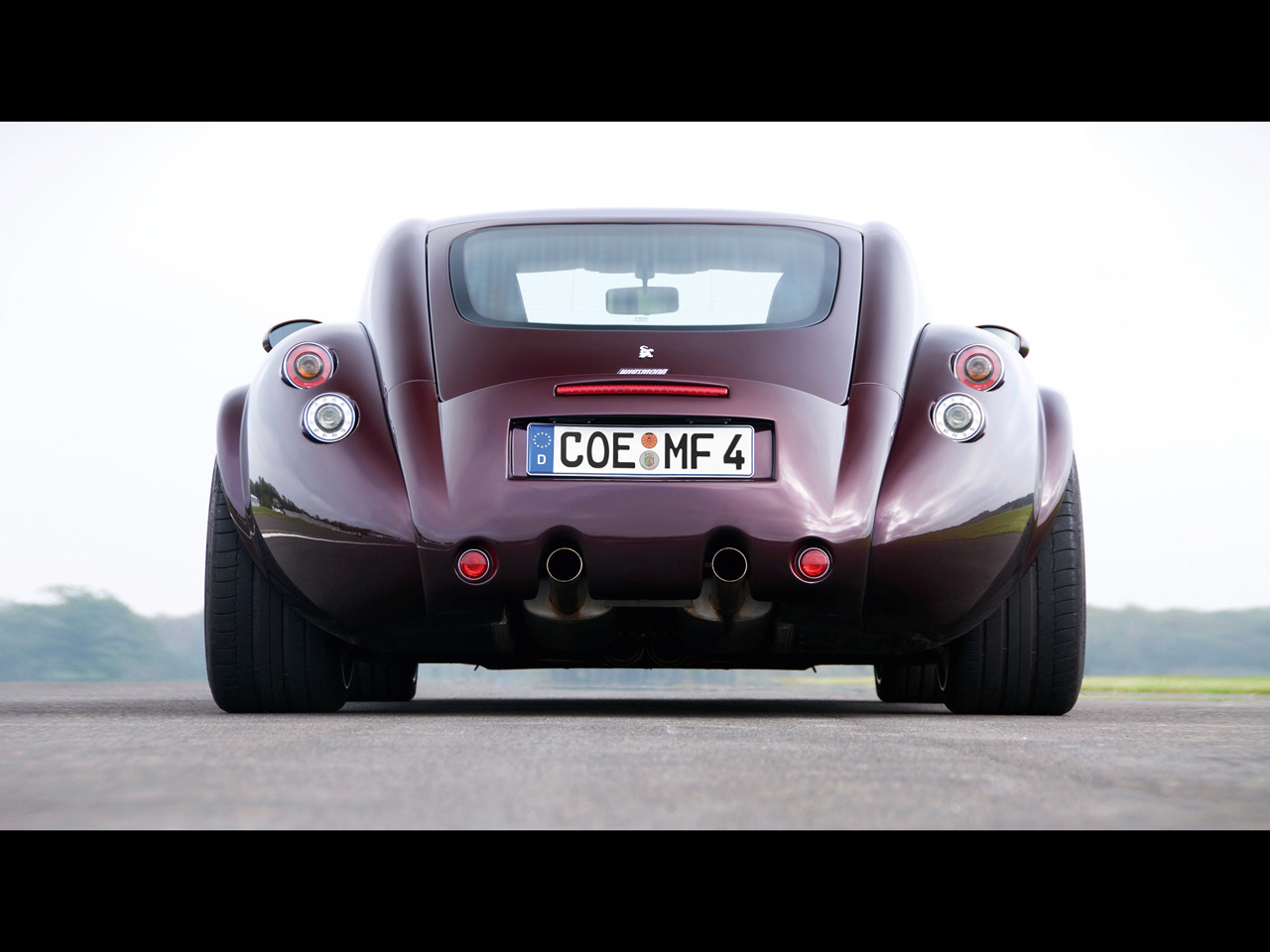 Auto Information Pictures Zone 2011 Wiesmann Gt Mf4 S And - Medium