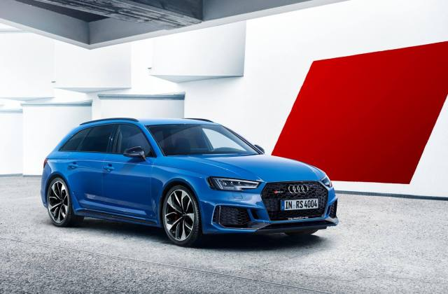Audi Rs 4 Avant Genuine Euphoria Australia Rs4 - Medium