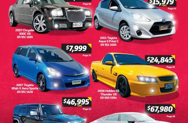 Autotrader Nz Issue 1823 By Autotradernz Issuu Chrysler Town And Country Auto Trader - Medium