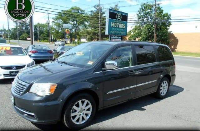 Used 2011 Chrysler Town Country For Sale In Union Nj And Pictures - Medium