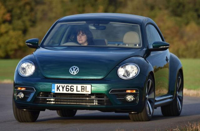 New Used Volkswagen Beetle Cars For Sale Auto Trader 2013 R Line - Medium