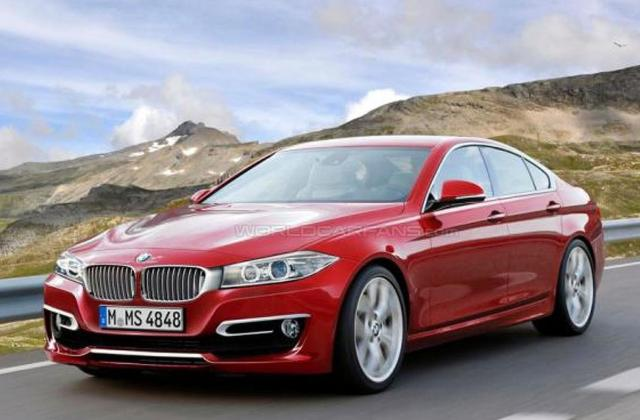Bmw 4 Series Gran Coupe Coming Next Year Report 2012 1 Special Editions - Medium