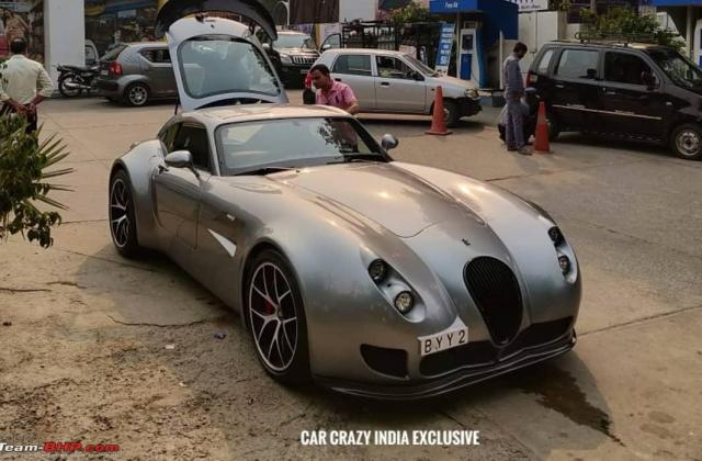 Wiesmann Gt Mf5 Coupe Mf4 Roadster In India Team Bhp And S - Medium
