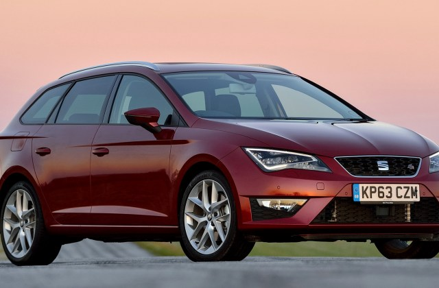 2014 seat leon st fr uk wallpapers and hd images car - medium