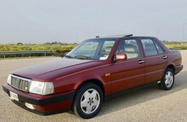 Two Owner Lancia Thema 8 32 Listed For Sale Autoevolution - Medium