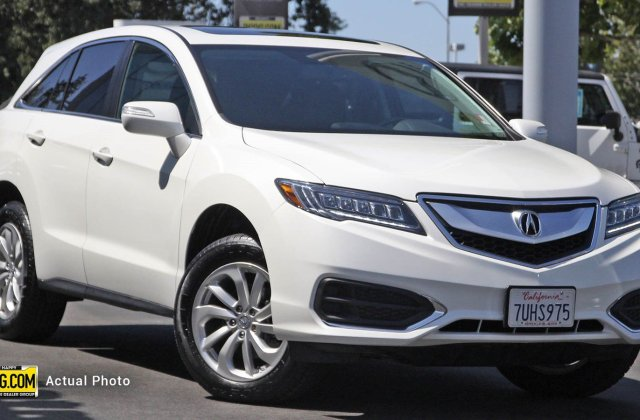 2017 acura rdx fwd sport utility dealership san jose - medium
