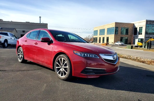 used 2017 acura tlx sh awd v6 w technology pkg for sale in - medium