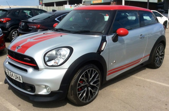 Mini Paceman 1 6 John Cooper Works All4 Chili Media Pack - Medium