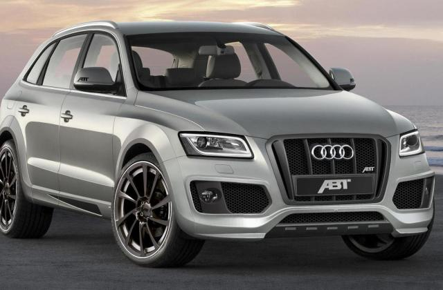 Facelifted 2013 Audi Q5 Tuned By Abt Tuning - Medium