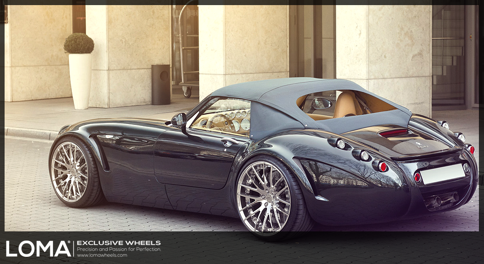 Wiesmann Gt Mf4 S Superlight Loma Custom Forged Wheels For And - Medium