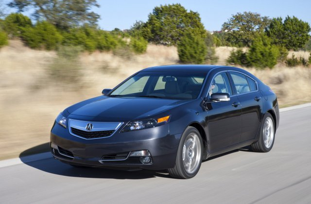 2014 Acura Tl Review Top Speed - Medium