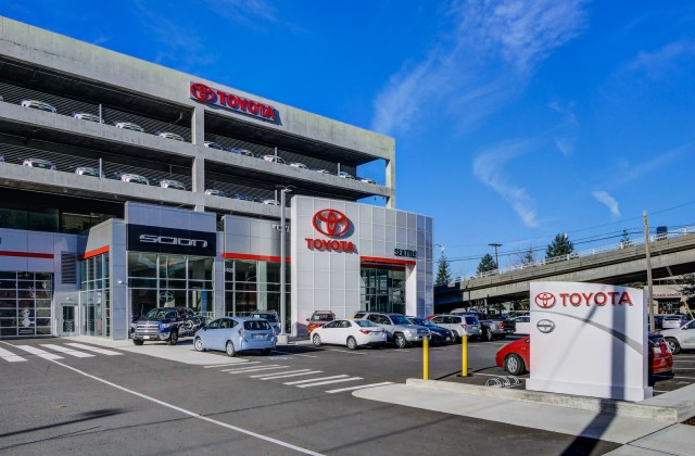 Toyota Of Seattle Wa Read Consumer Reviews Browse Used And New Cars For Sale Acura - Medium
