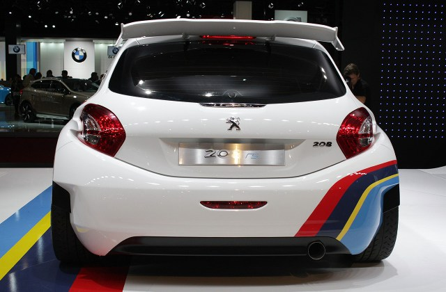 Peugeot Releases 208 Type R5 To Spearhead Rally Campaign - Medium