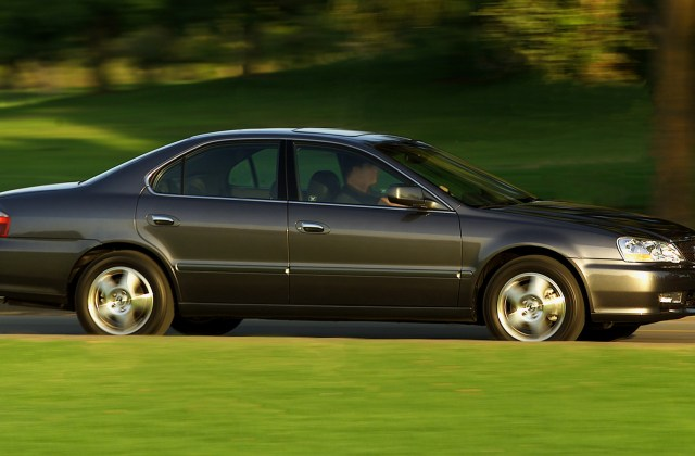 2002 Acura Tl Wallpapers And Hd Images Car Pixel - Medium
