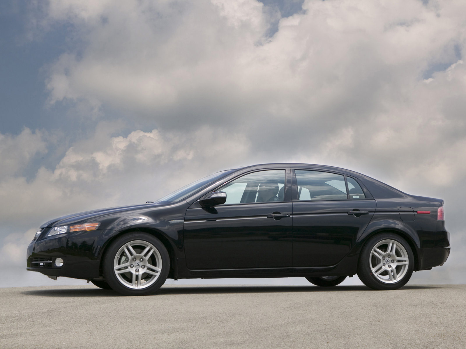 2007 Acura Tl Japanese Car Wallpapers Coupe - Medium