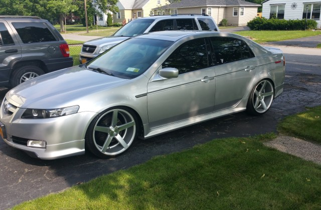 Closed 2006 Acura Tl Modified Low Miles Must See - Medium