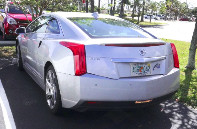 Cadillac Elr Review Exclusive Car And Driver - Medium